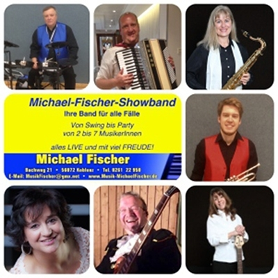 Michael - Fischer- Showband